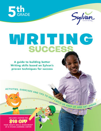 Fifth Grade Writing Success (Sylvan Workbooks) by