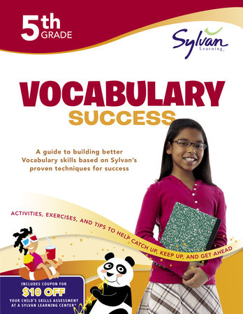 Fifth Grade Vocabulary Success (Sylvan Workbooks) by
