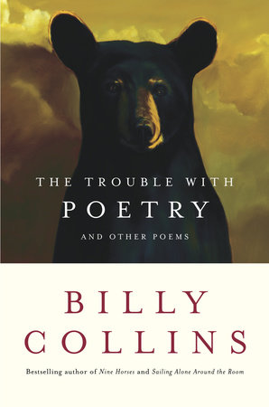 The Trouble with Poetry book cover