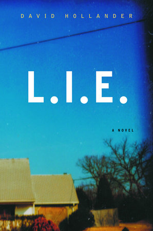 L.I.E. by David Hollander