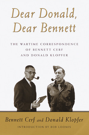 Dear Donald, Dear Bennett by