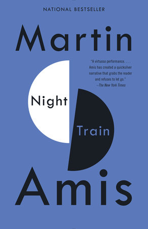 Night Train by Martin Amis