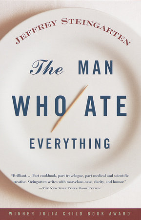 The Man Who Ate Everything by