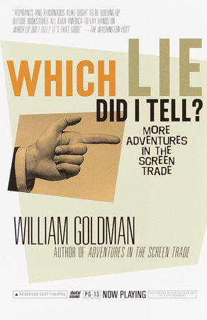 Which Lie Did I Tell? by