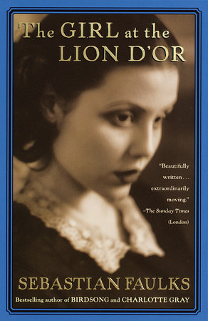 The Girl at the Lion d'Or by