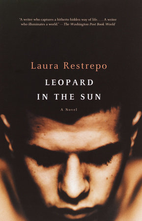 Leopard in the Sun by Laura Restrepo