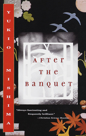 After the Banquet by Yukio Mishima