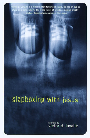 Slapboxing with Jesus by