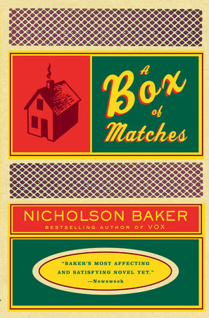 A Box of Matches by