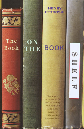 The Book on the Bookshelf by