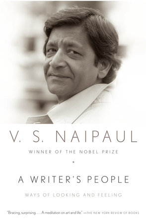 A Writer's People by