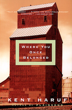 Where You Once Belonged by