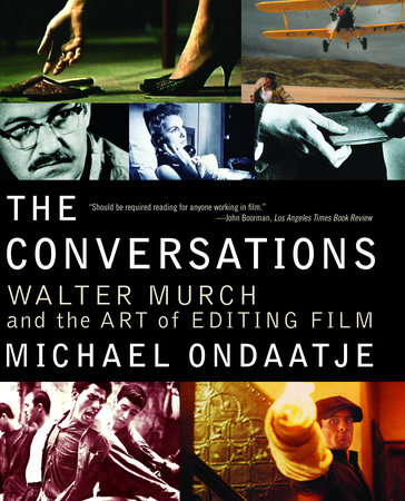 The Conversations by Michael Ondaatje