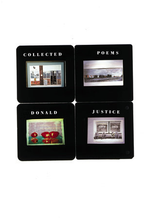 Collected Poems by Donald Justice