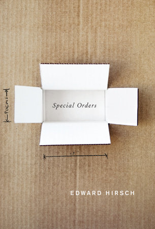 Special Orders by