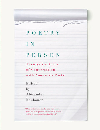 Poetry in Person by