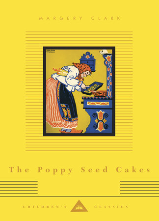 The Poppy Seed Cakes by Margery Clark