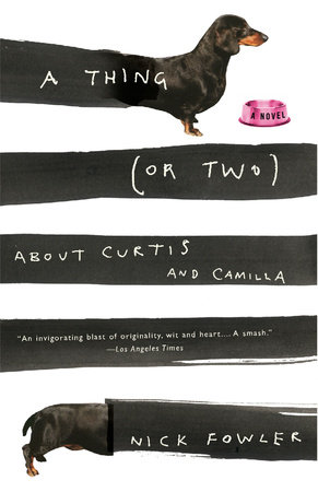 A Thing (or Two) About Curtis and Camilla by