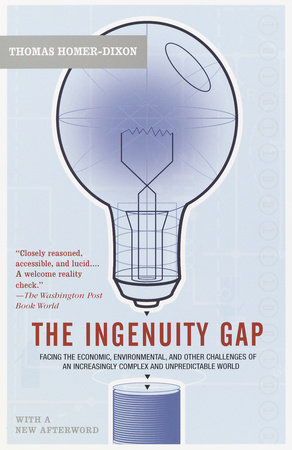 The Ingenuity Gap by
