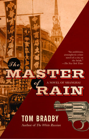 The Master of Rain by Tom Bradby
