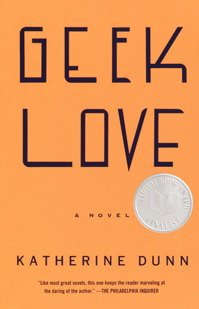 Cover art for Geek Love