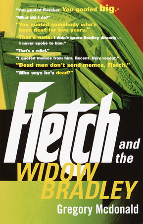 Fletch and the Widow Bradley by