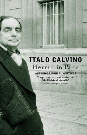 Hermit in Paris by