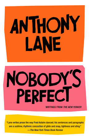 Nobody's Perfect by