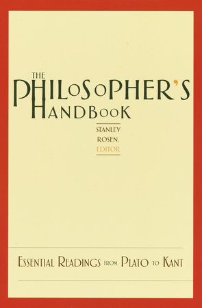 The Philosopher's Handbook