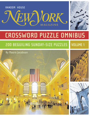 New York Magazine Crossword Puzzle Omnibus, Volume 1 by