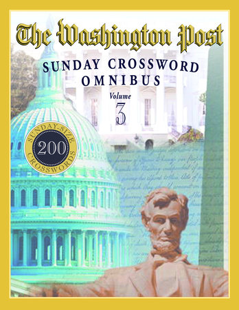 The Washington Post Sunday Crossword Omnibus, Volume 3 by