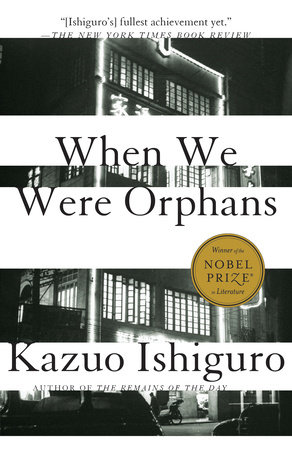 When We Were Orphans by