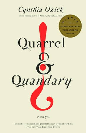 Quarrel & Quandary by