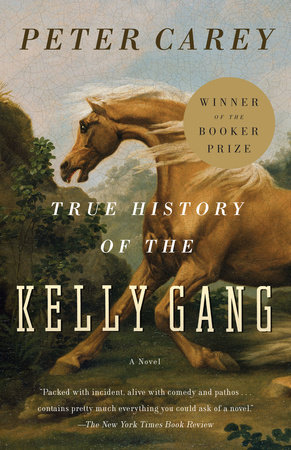 True History of the Kelly Gang by
