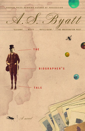 The Biographer's Tale by