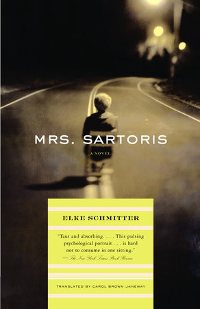 Mrs. Sartoris by Elke Schmitter