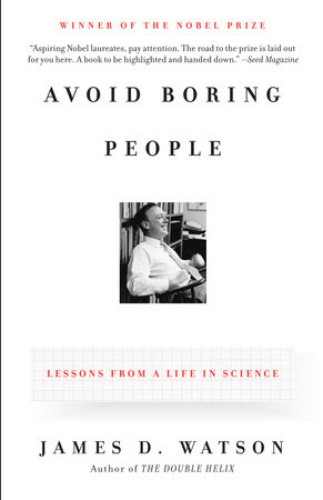 Avoid Boring People by