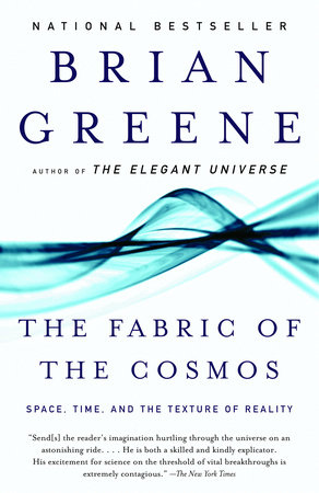 The Fabric of the Cosmos by