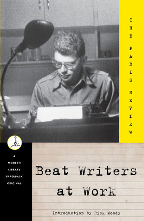 Beat Writers at Work by