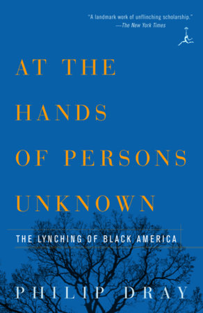 At the Hands of Persons Unknown by