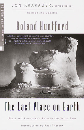 The Last Place on Earth by