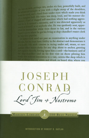 Lord Jim & Nostromo by Joseph Conrad