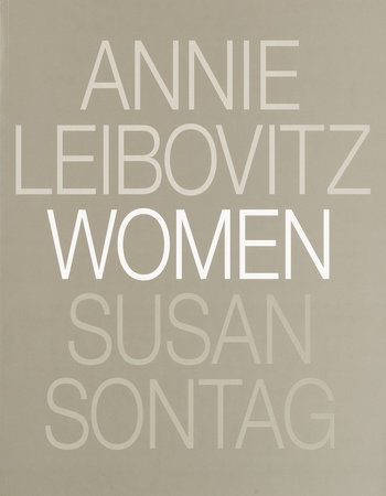 Women by Annie Leibovitz and Susan Sontag