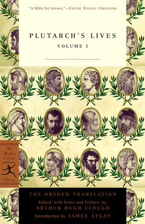 Plutarch's Lives, Volume 1 by Plutarch