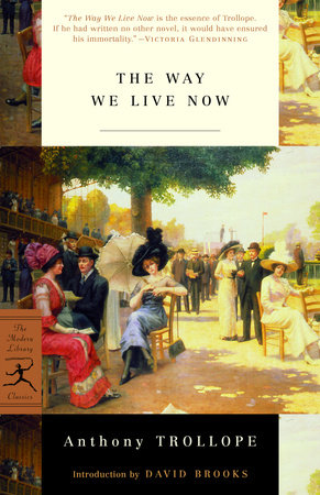 The Way We Live Now by