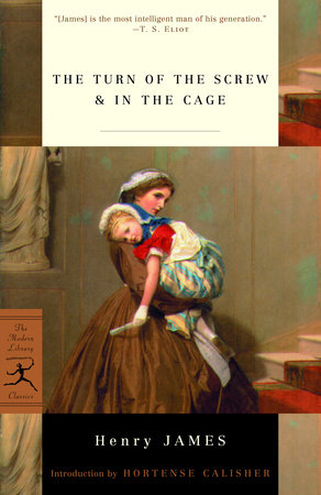The Turn of the Screw & In the Cage by