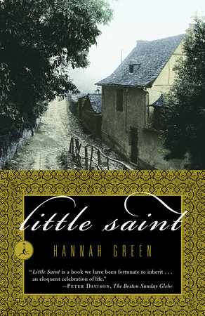 Little Saint by Hannah Green