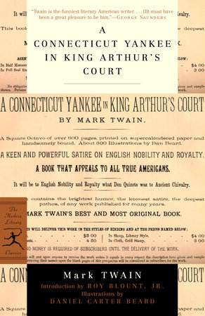 A Connecticut Yankee in King Arthur's Court by