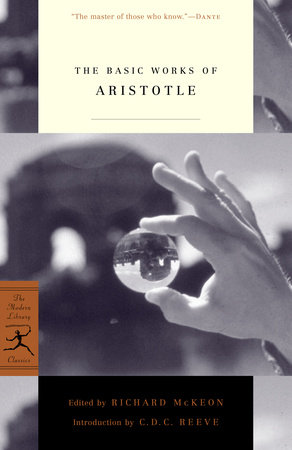 The Basic Works of Aristotle by