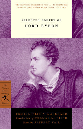 Selected Poetry of Lord Byron by